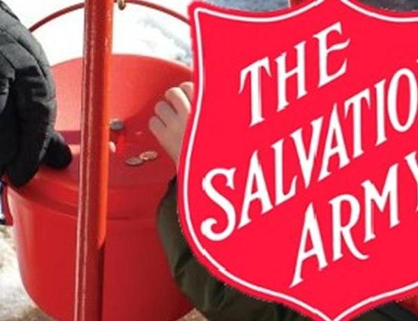 Salvation Army just shy of Red Kettle campaign goal_20160109025711