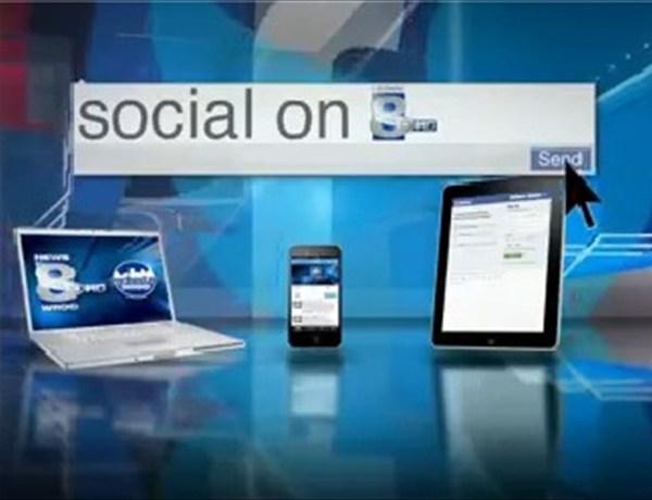 Social on 8 logo_-8165165400895831114