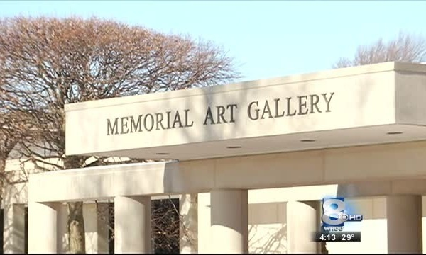 memorial art gallery - rochester, NY