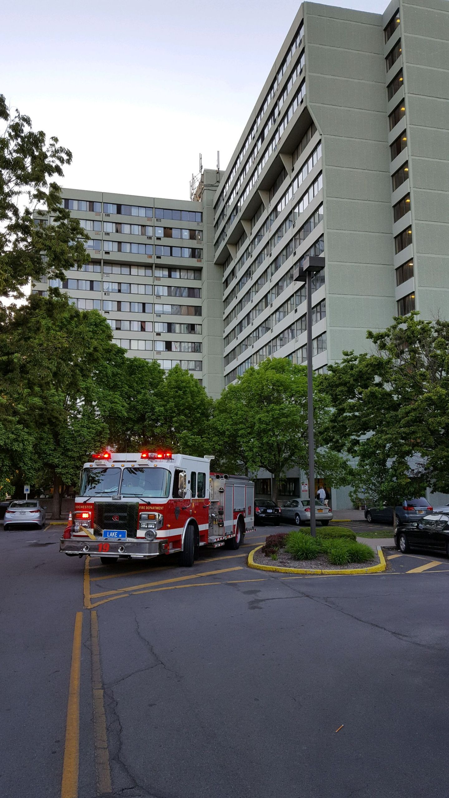 Fire at Charlotte Harbortown Homes_1496453020741.jpg