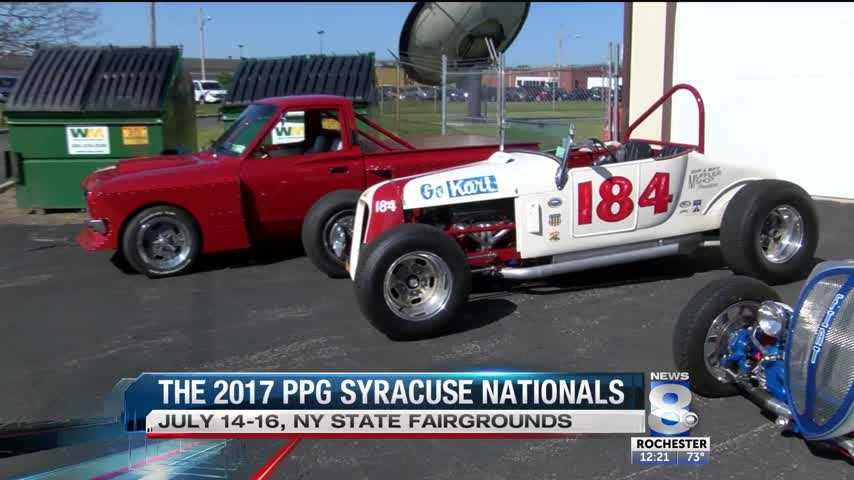 Syracuse Nationals car show brings more than just cars to ...
