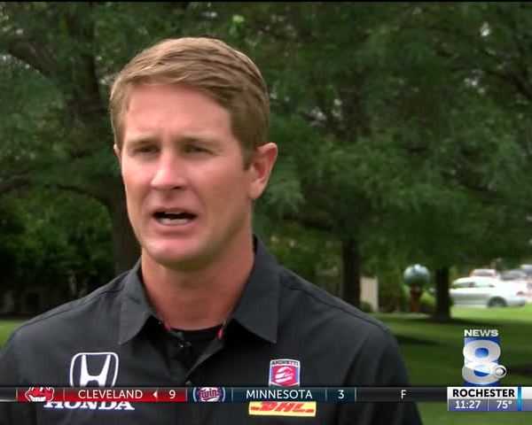 Hunter-Reay eager for Glen return