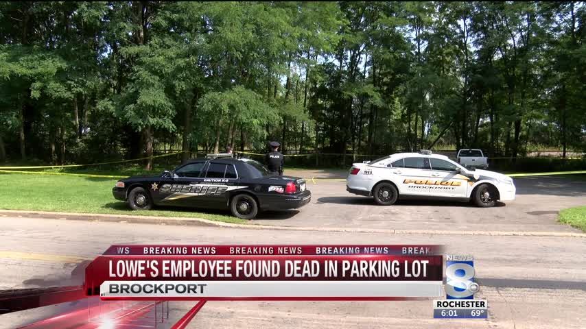 Brockport Police investigate homicide of Lyndonville woman_82189370