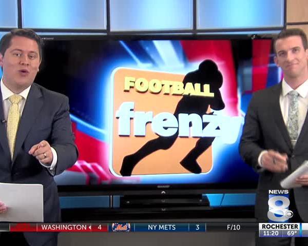 FOOTBALL FRENZY SEPTEMBER 23