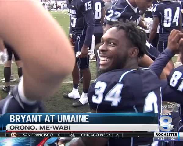 Former Section V stars shine for UMaine