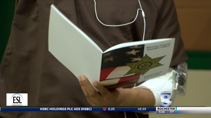 Monroe Co  Jail unveils new veteran-specific housing unit