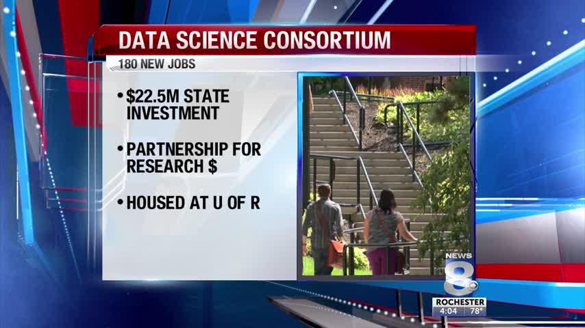 Science data consortium in Rochester_84895922