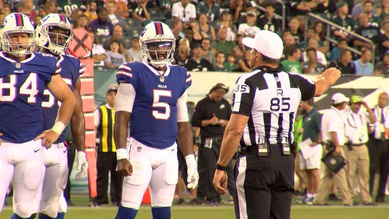 Bills at Eagles 8.17