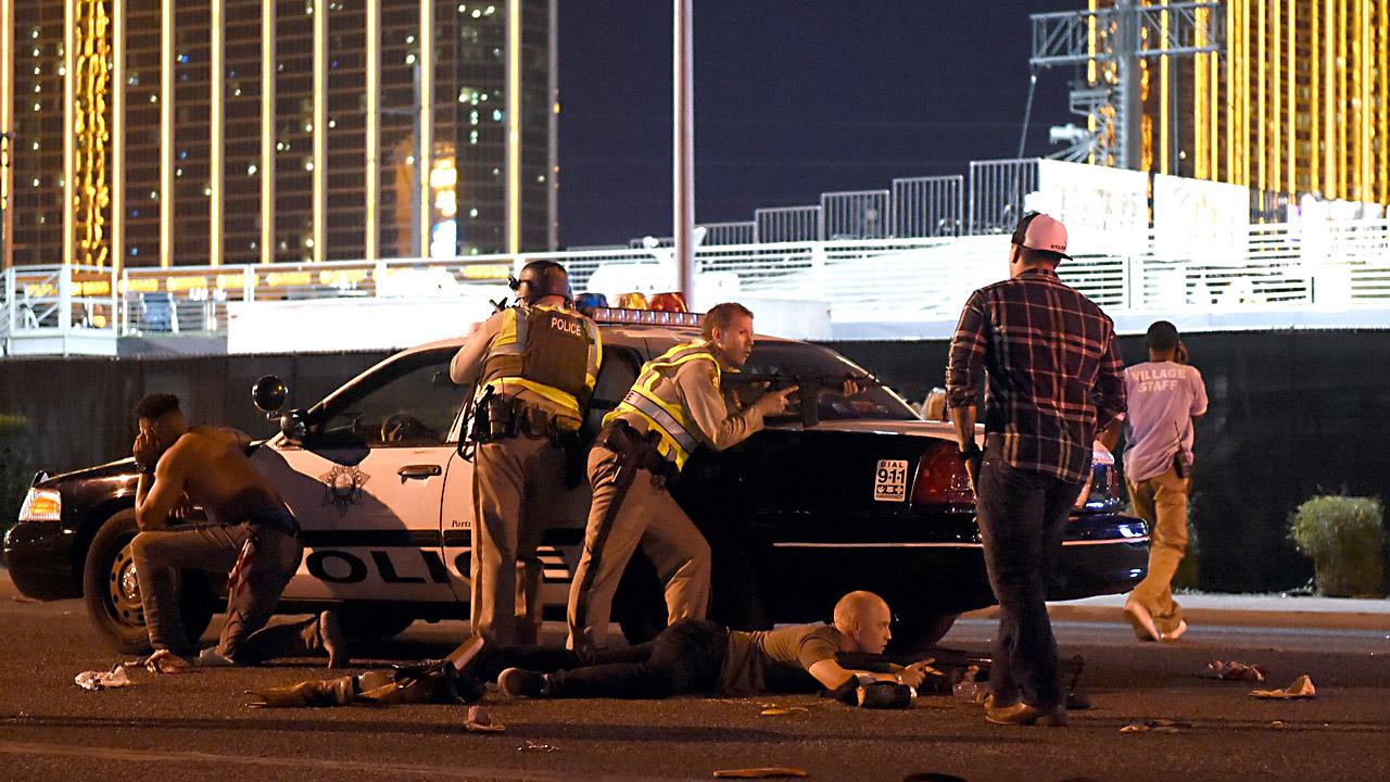 Las Vegas police shooting car48698189-159532