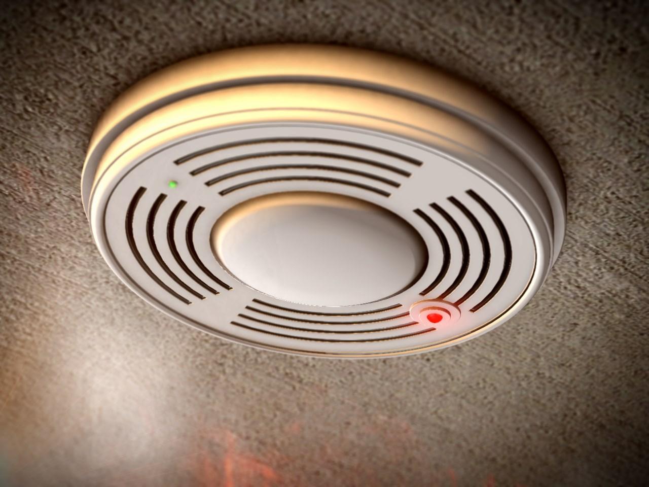 Reminder Change Batteries In Smoke Detectors