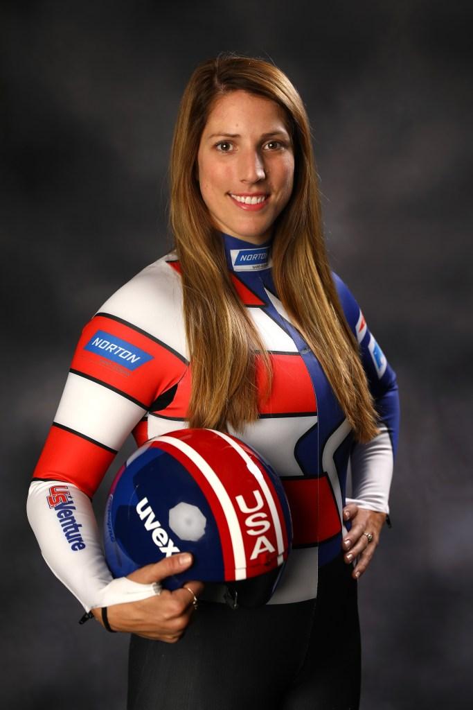 371cd77a Oneida County native Erin Hamlin named Team USA flag bearer at ...