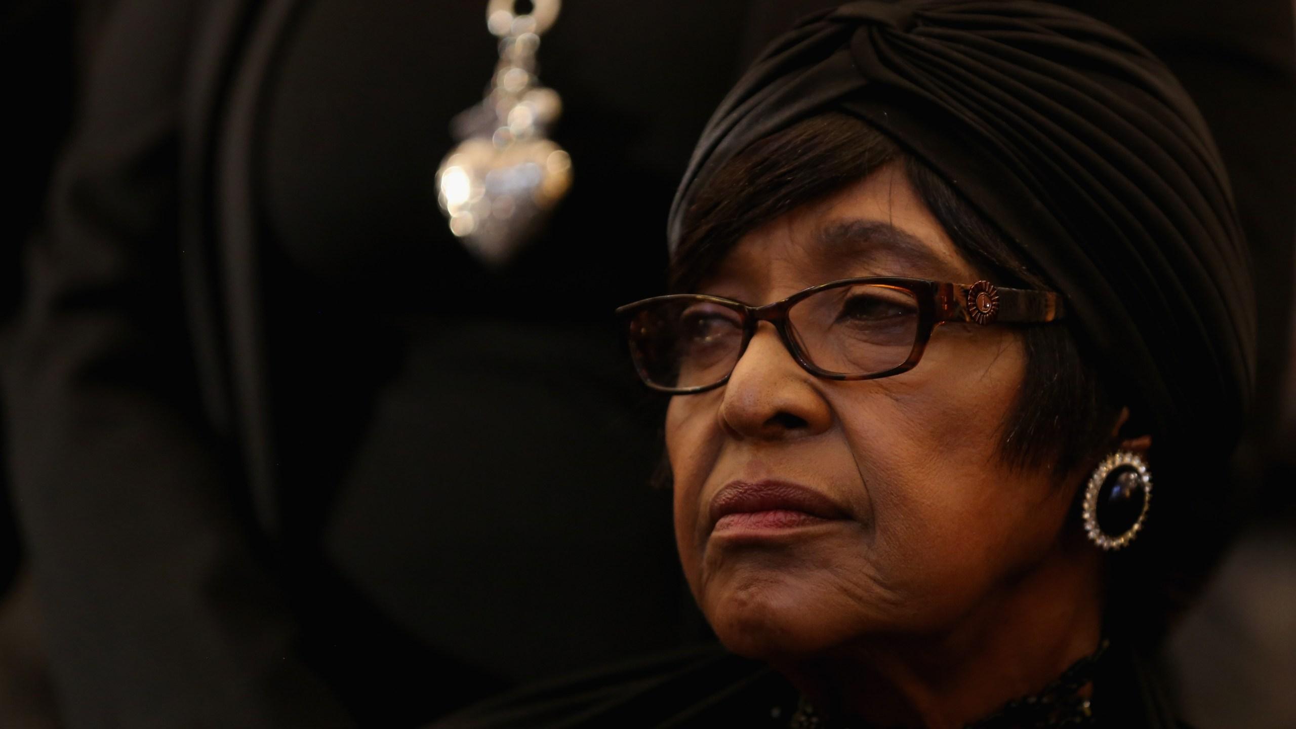 Winnie Mandela-118809342