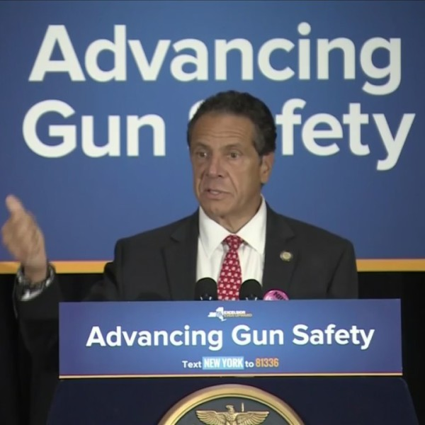 Cuomo asking to Advance Gun Safety