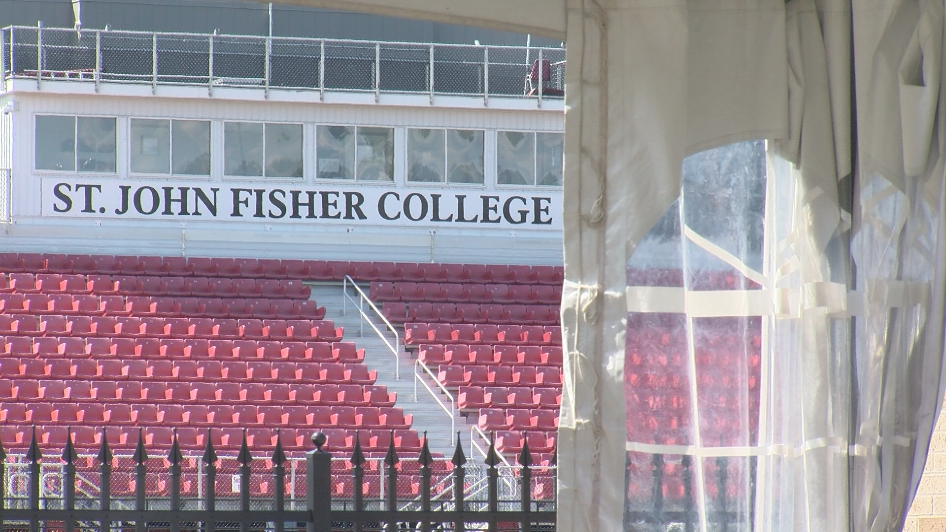 Preparations for Bills camp ahead of schedule at St. John Fisher