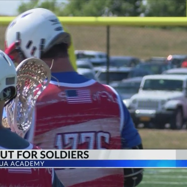 Shootout for Soldiers at Canandaigua Academy