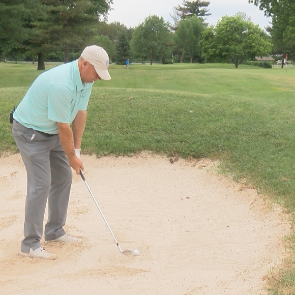 WNY Golf Tip- Saving a stroke from a fairway bunker