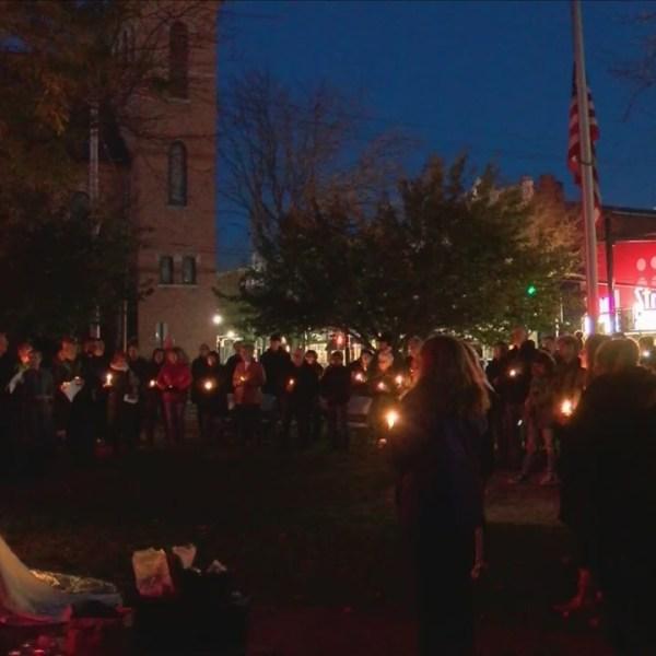 Brockport Vigil
