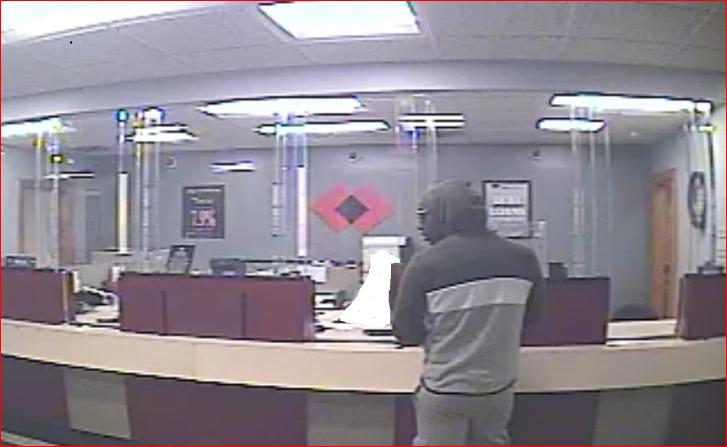 Rochester police release photos of man who robbed Lexington