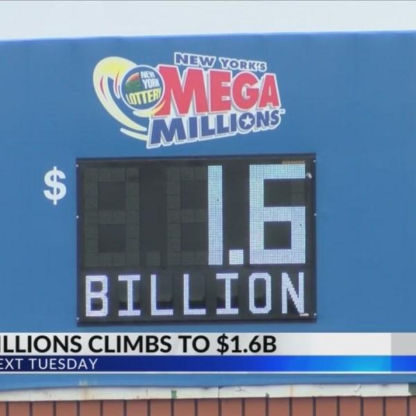 Mega Millions record jackpot