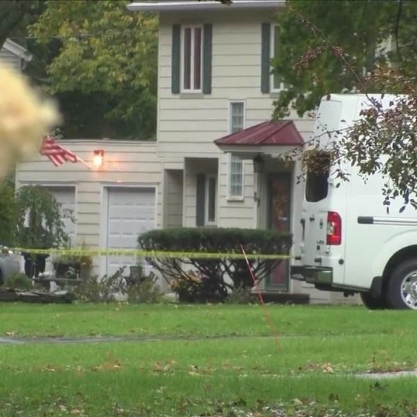 Neighbors react to Penfield murder
