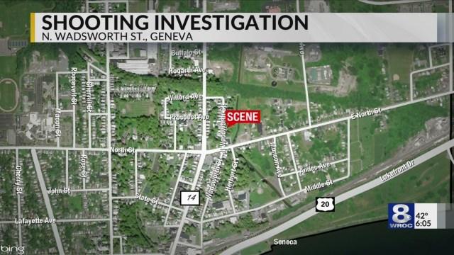 Geneva Police investigating shooting on North Wadsworth Street