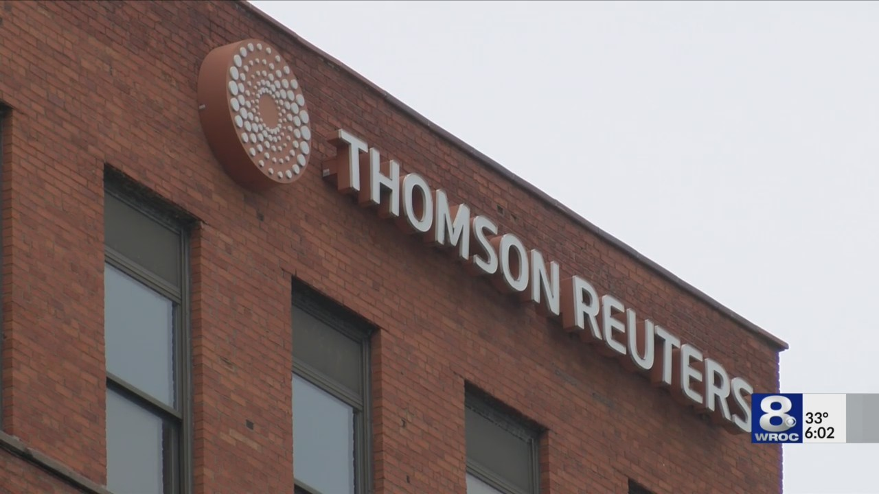 Thomson Reuters closing offices in Rochester