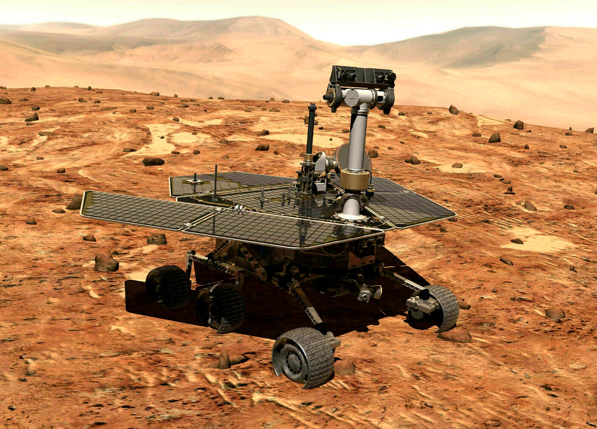 Space Mars Rover_1550010781181