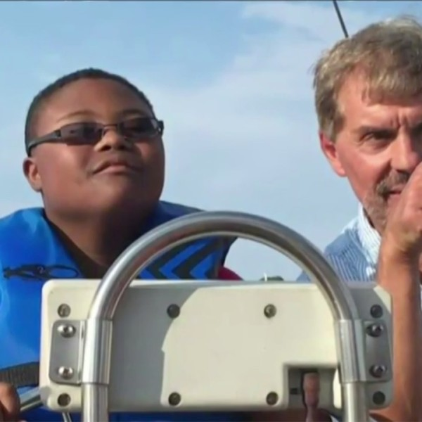 Captain Dave's cruises create special moments for special kids in Rochester