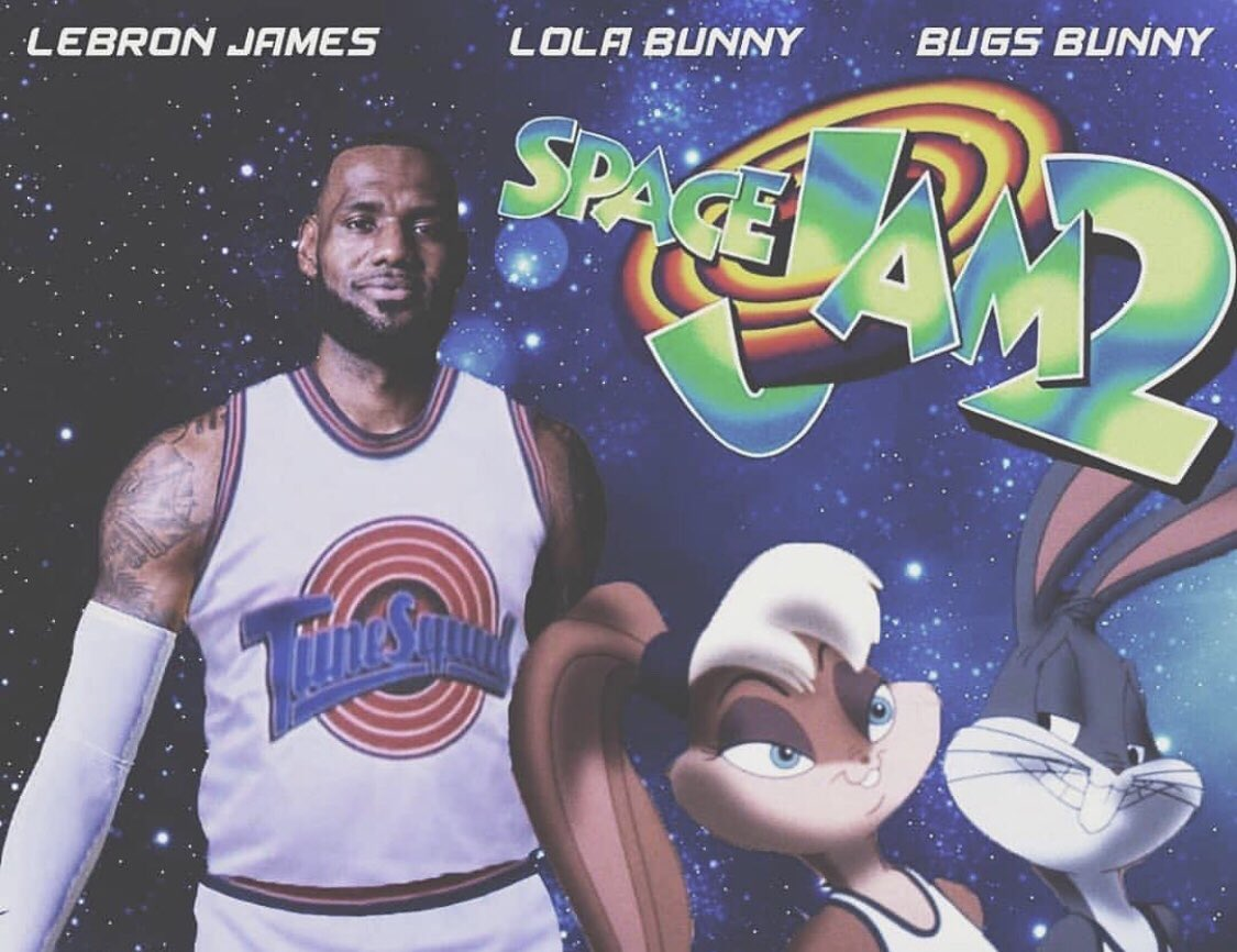 'Space Jam 2' Starring LeBron James Has Official Release Date