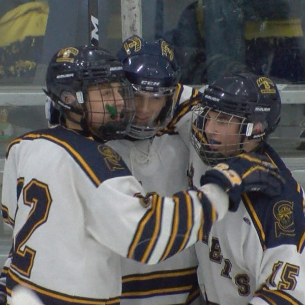Spencerport hockey goes from worst to first in Section V