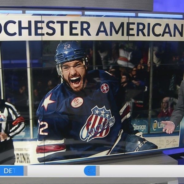 Amerks drop first of two to Checkers