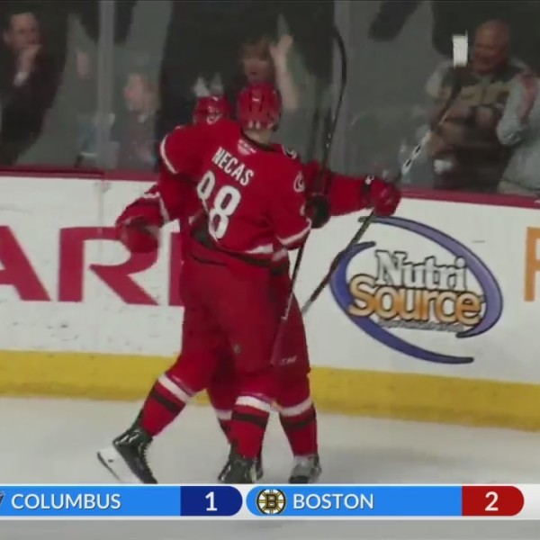 Amerks lose second straight in Charlotte