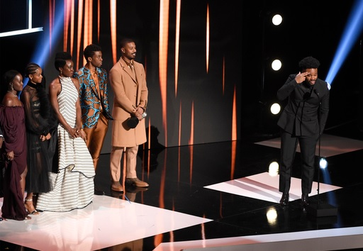 Black Panther, Beyonce win at awards show_1554065940711.jpg.jpg