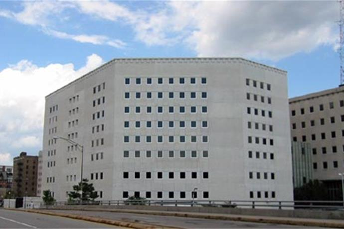 Graffiti Outside Monroe County Jail_-9108262123108086020