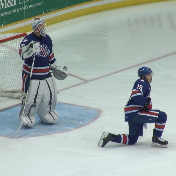 Amerks looking for answers down 2-0 to the Marlies