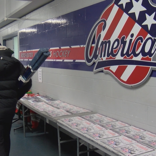 Amerks thankful for strong season even with sudden playoff defeat