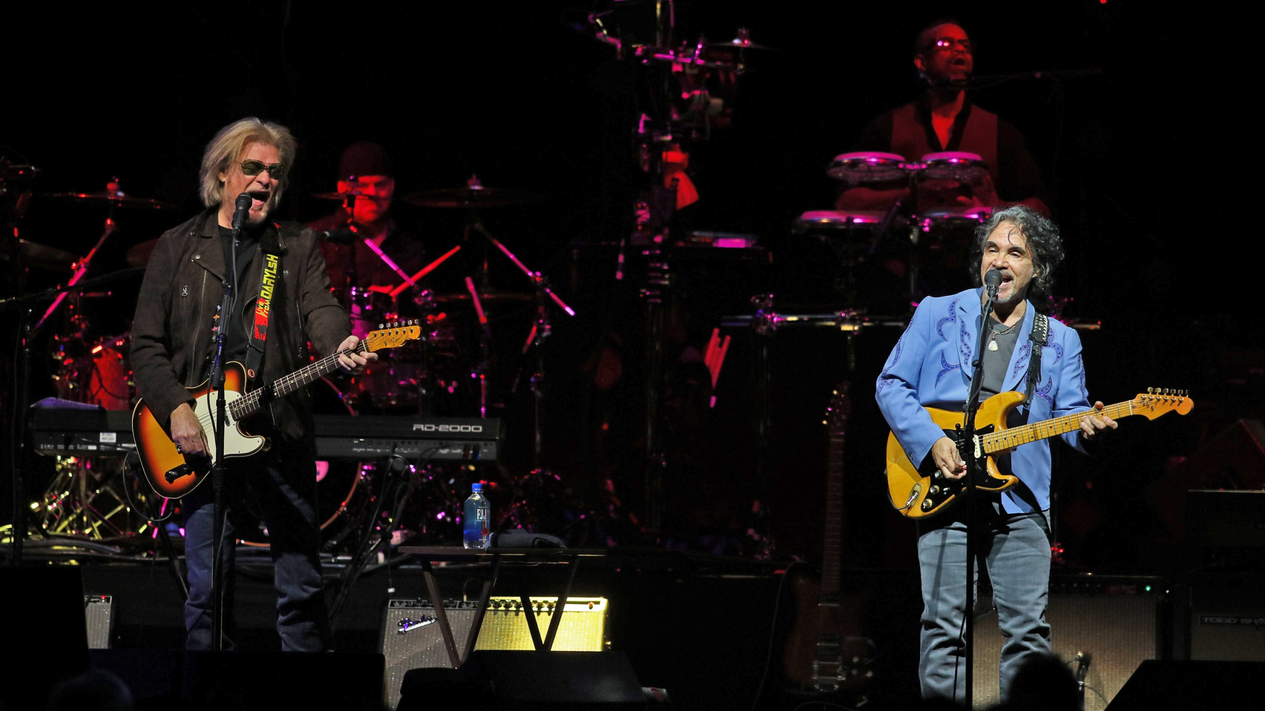 Hall And Oates Playing Cmac In August