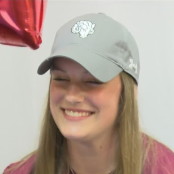 Our Lady of Mercy softball player signs letter of intent with Division 1 Forham