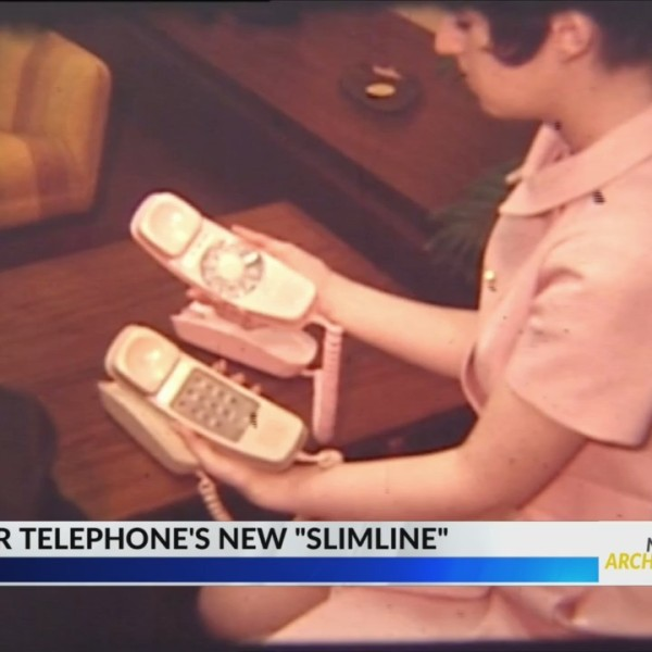 Rochester Telephone unveils the Slimline in 1969