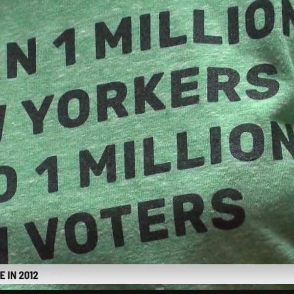 NY Senate takes up automatic voter registration