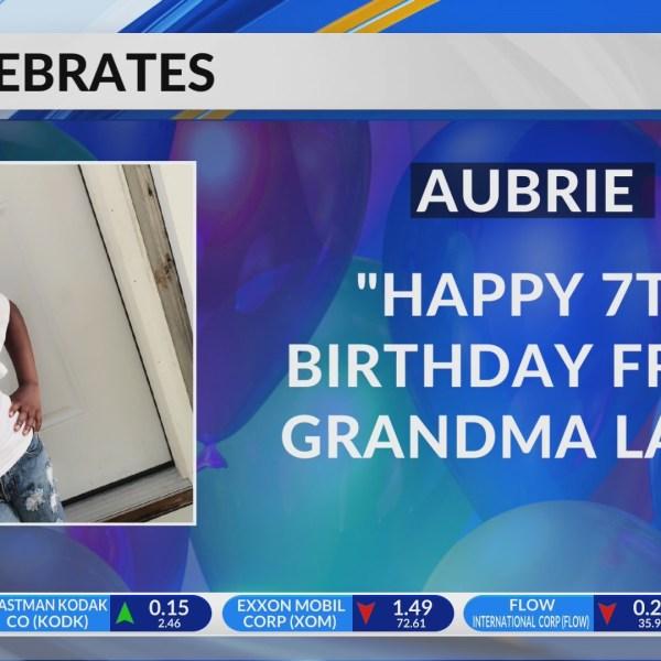 News 8 Celebrates Aubrie and Errol