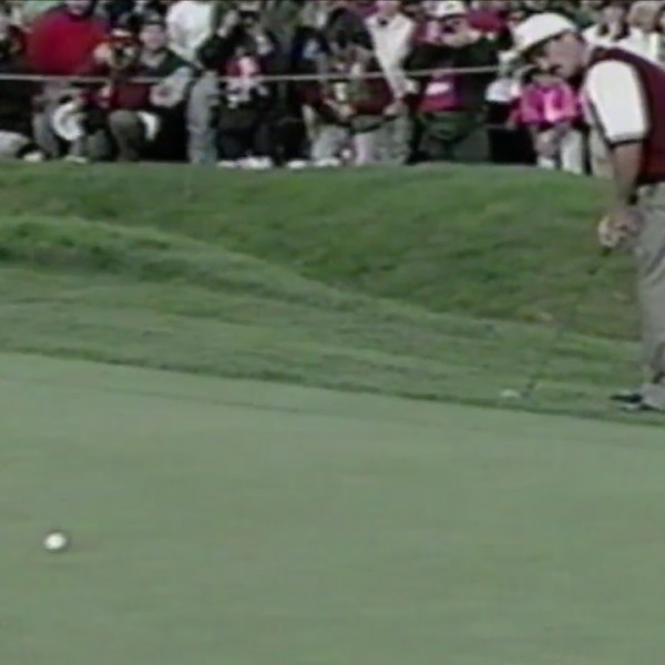 Players look back on the 1995 Ryder Cup
