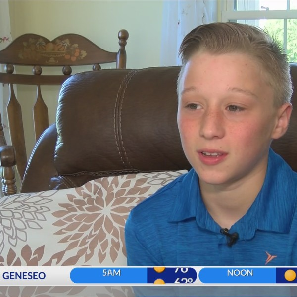 12-Year-Old Luke Athoe selected by JDRF to join delegation of youth advocates