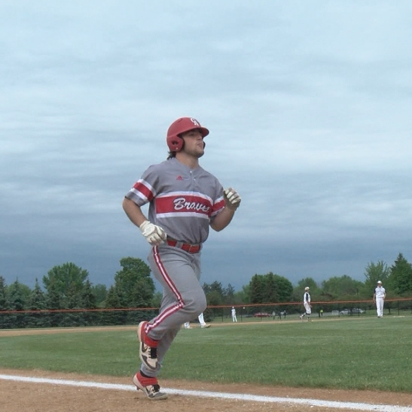 Braves bats power Canandaigua into state tournament