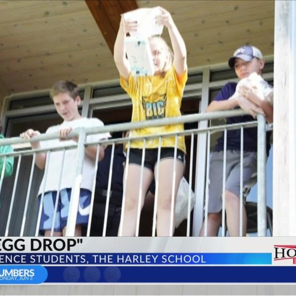 Egg Drop June 4 2019