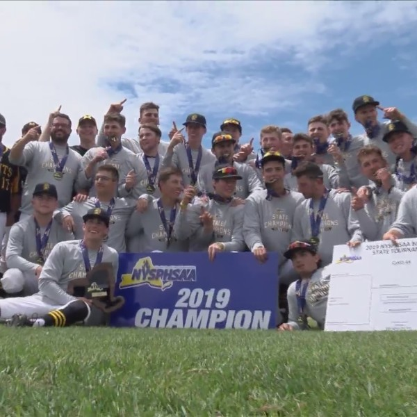 McQuaid baseball wins first ever state title