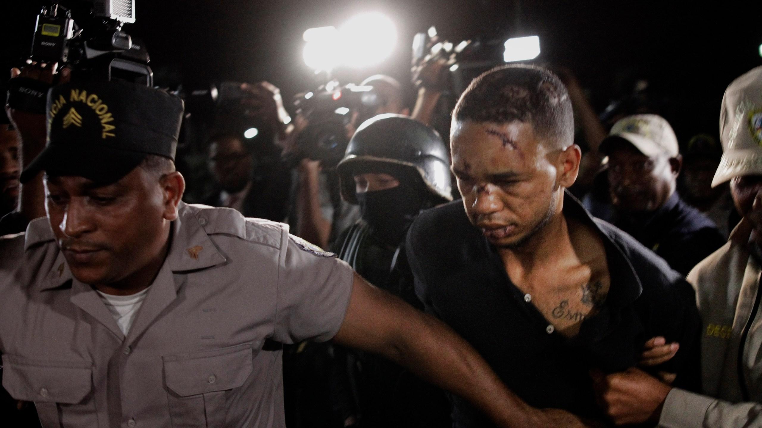 APTOPIX Dominican Republic David Ortiz Shot_1560374010465