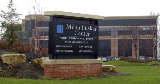 Pfizer Mylan Strengthen Ties Create New Company Rochesterfirst