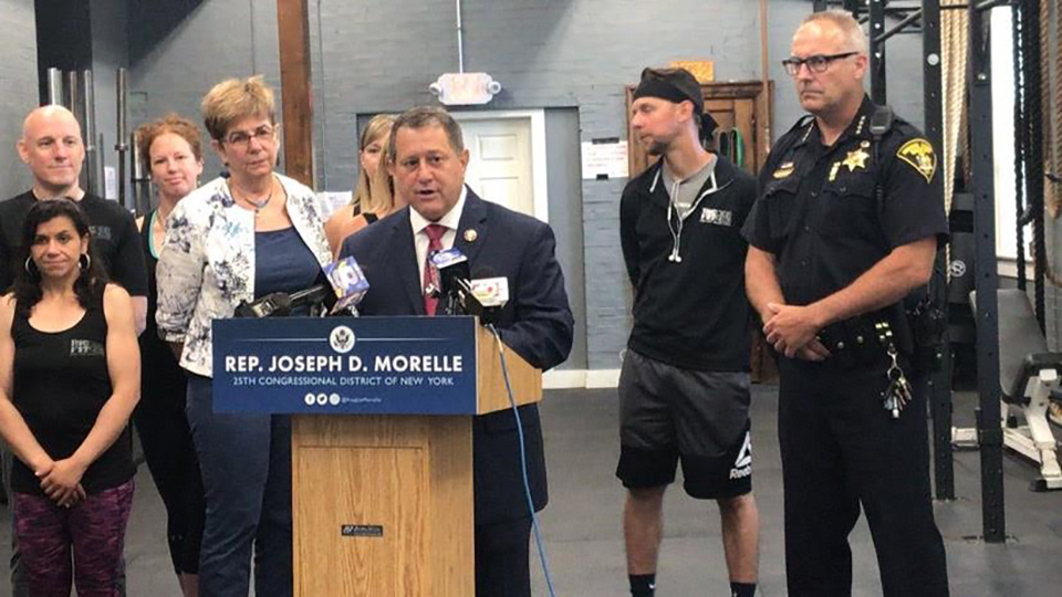 Rep. Morelle introduces bill to fight opioid epidemic
