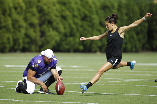 career change for carli lloyd  how about the nfl